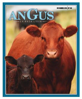 Revista Angus Nº 282 - diciembre 2018