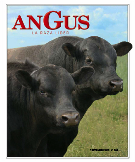Revista Angus Nº 281 - septiembre 2018