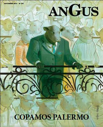 Revista Angus Nº 270 - septiembre 2015