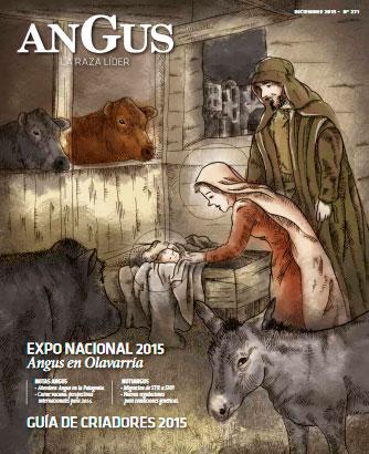 Revista Angus Nº 271 - diciembre 2015