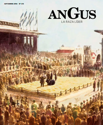 Revista Angus Nº 274 - septiembre 2016